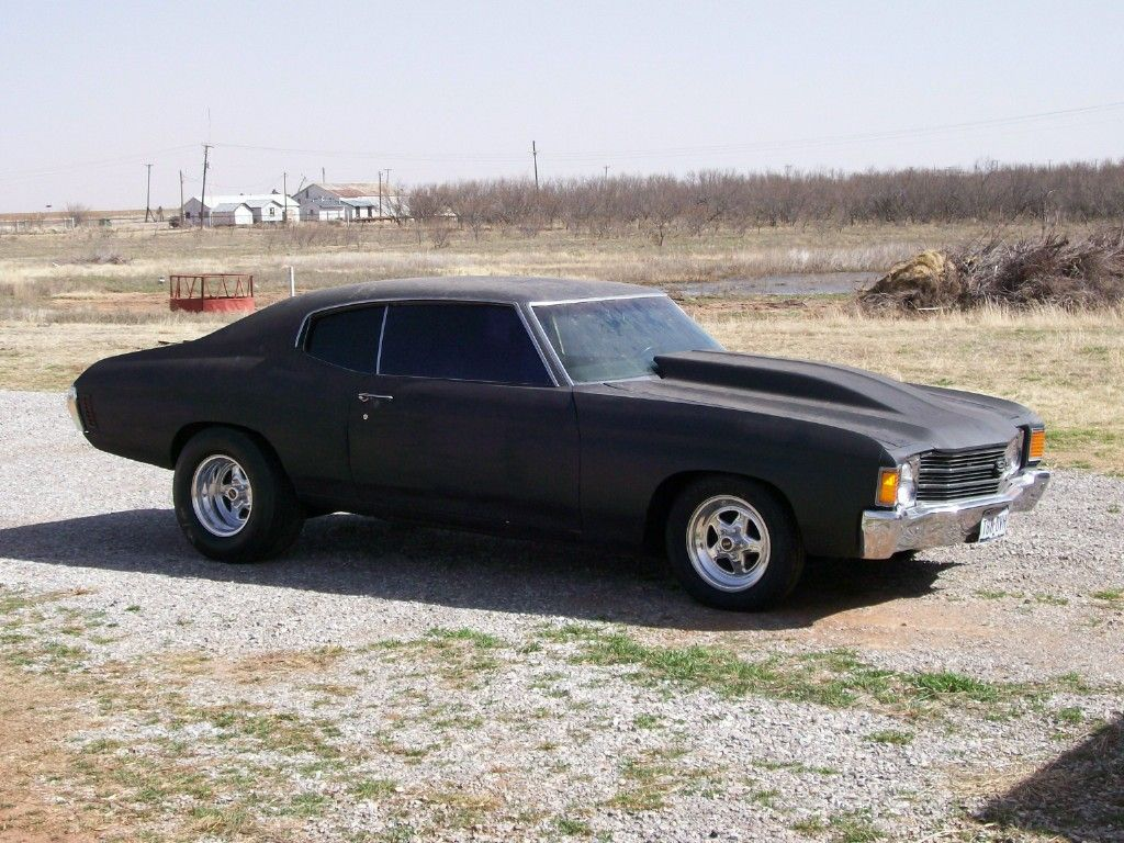 1972 chevelle 307 malibu mod ss one day you will be mine
