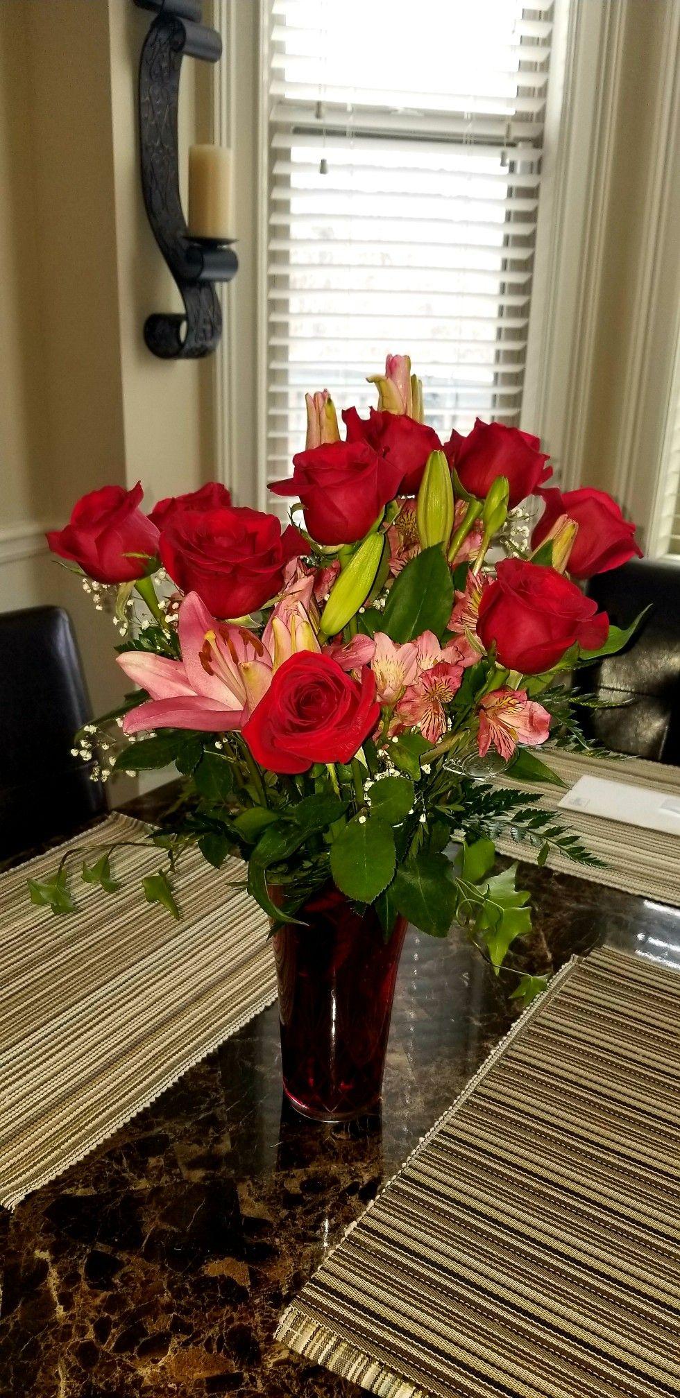 2122018 Happy Birthday My Love Flowers Of Love Pinterest