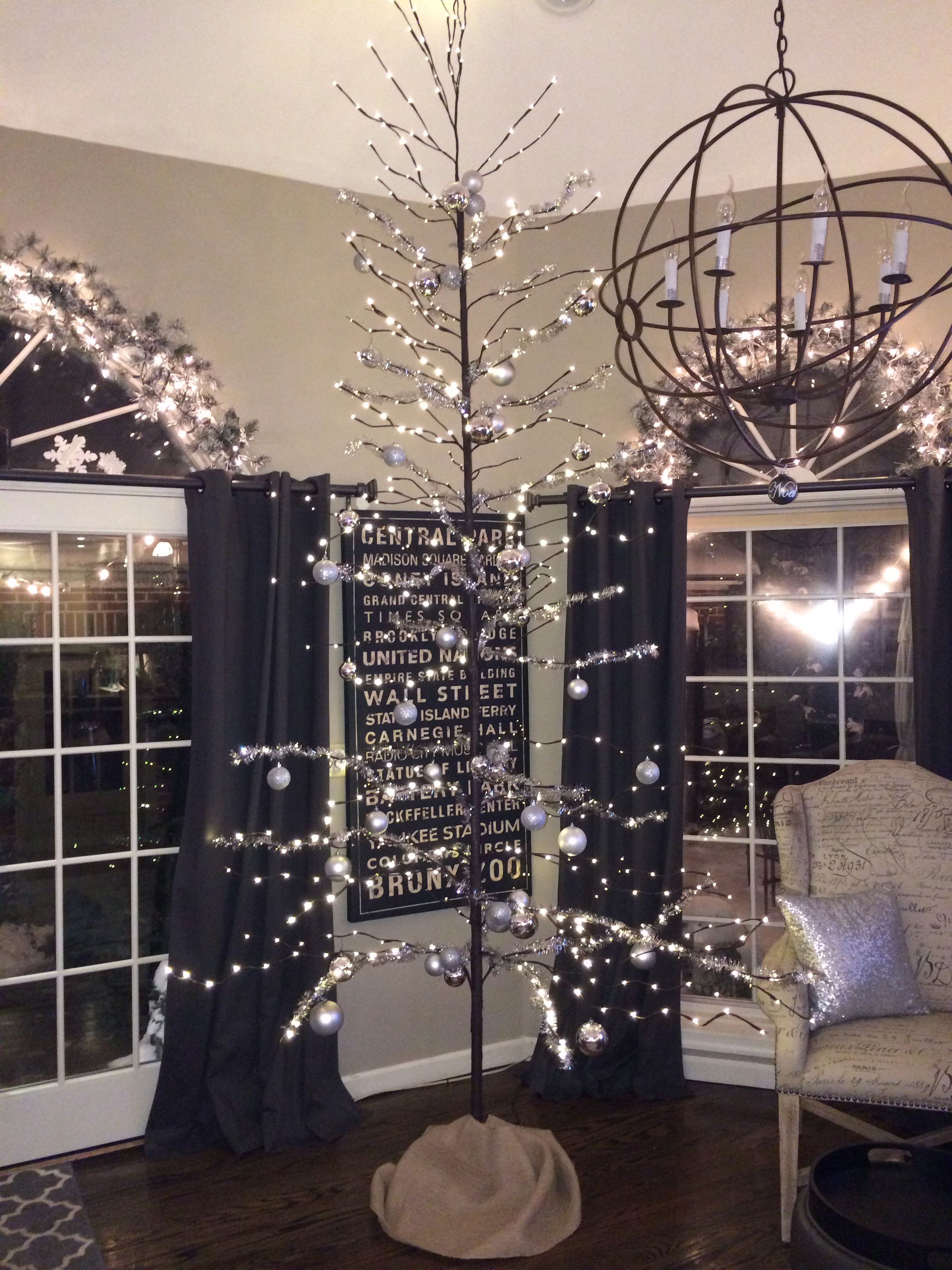New Restoration Hardware String Lights
