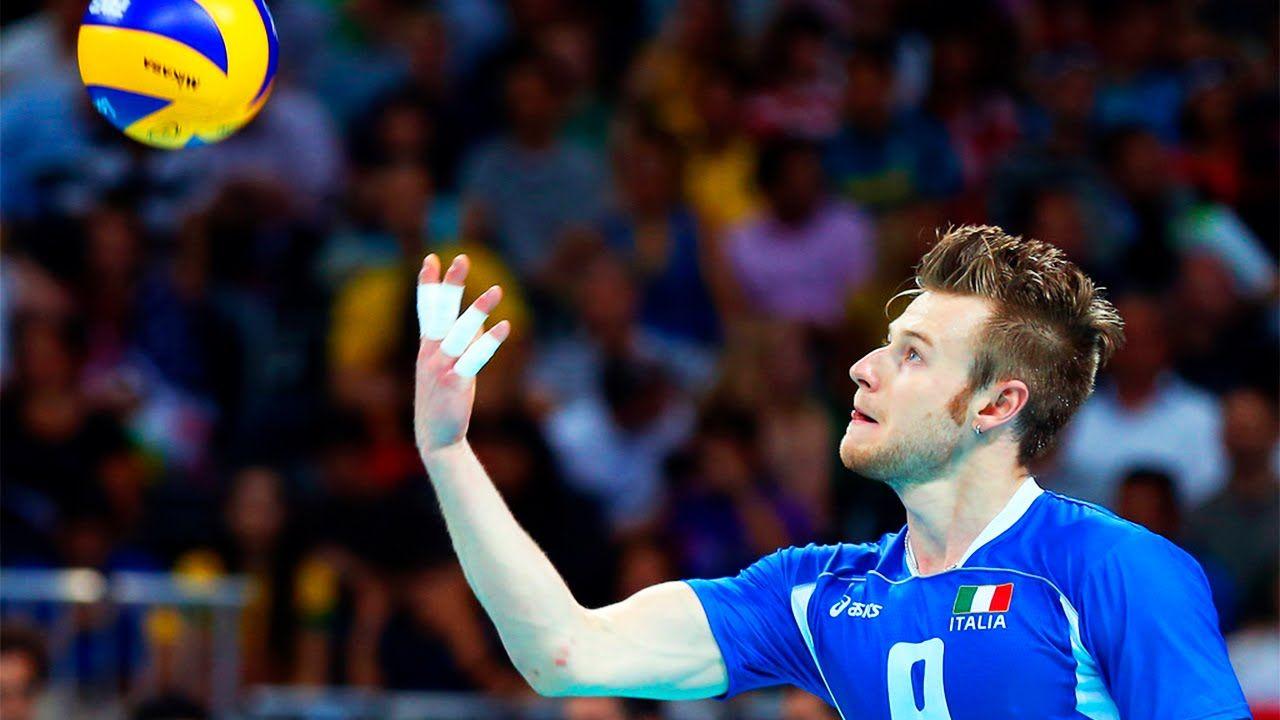 Wallpaper Ivan Zaytsev Volleyball