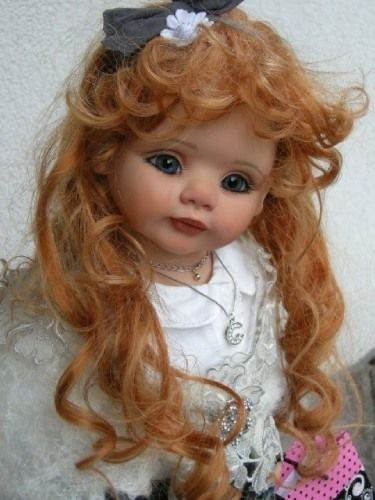 Виниловые куклы Gaby Jaques - Swiss Kids