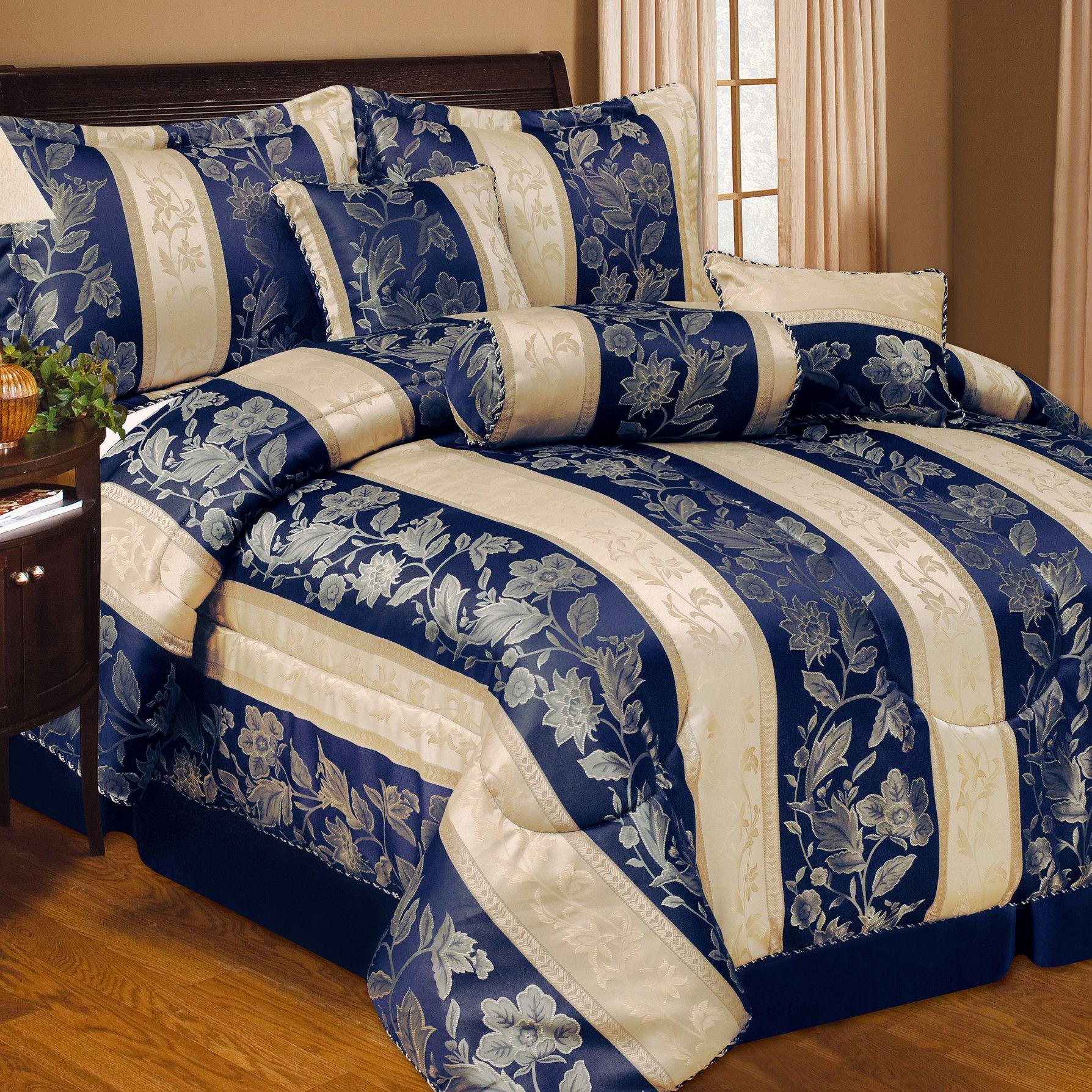 Soho Hotel 7 Piece Comforter Set Products Comforters