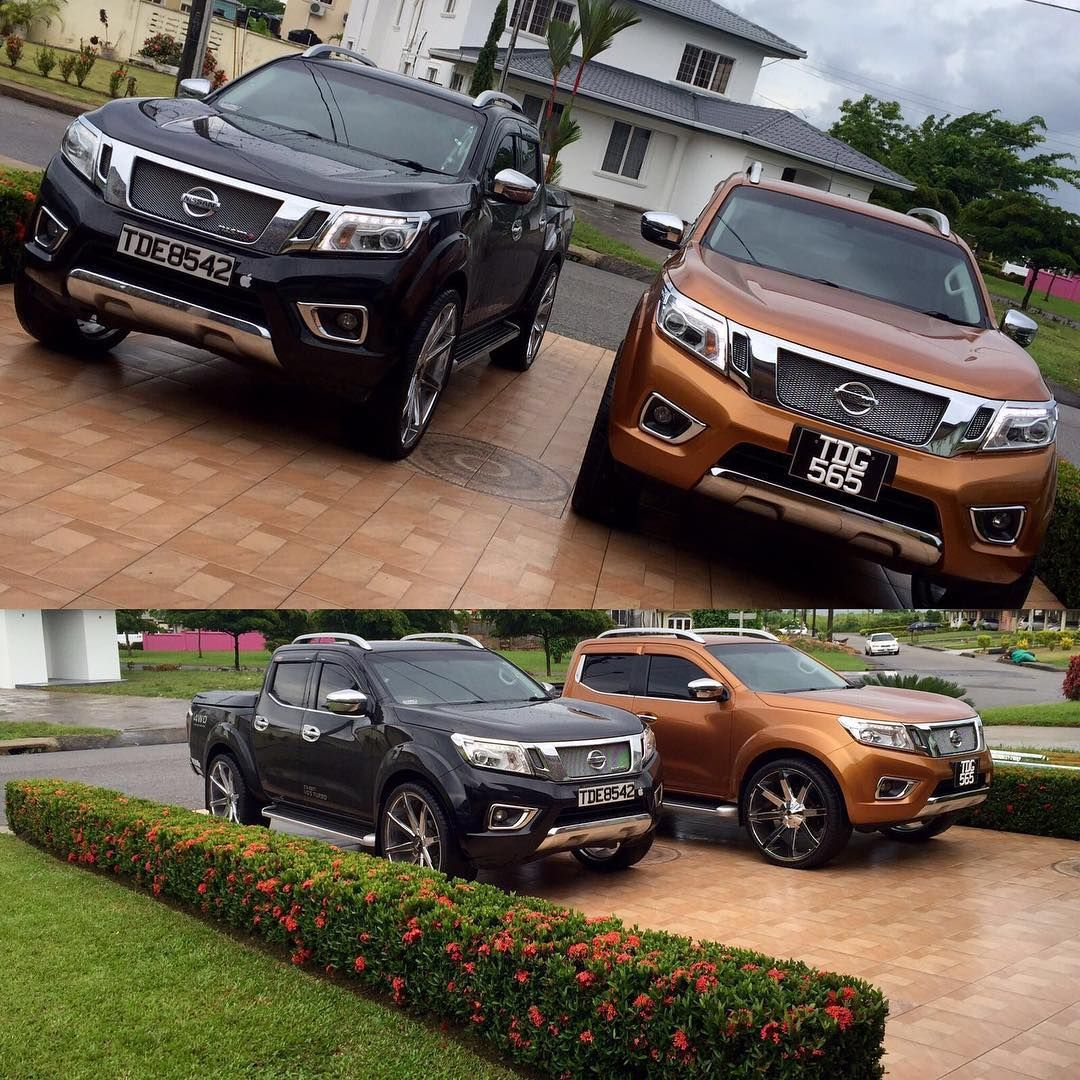 Nice rear view of nissan navara pickuptruck 2015 new model nissan navara np300 bangkok thailand available for export at jim autos thailand htt