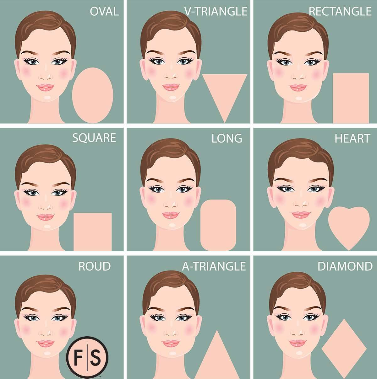 The Best Women S Haircuts For Your Face Shape Face Shape Hairstyles Haircut For Face Shape Short Shaggy Haircuts