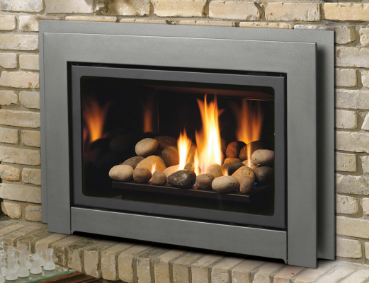 Direct Vent Gas Inserts Bromwell S Gas Insert Gas Fireplace