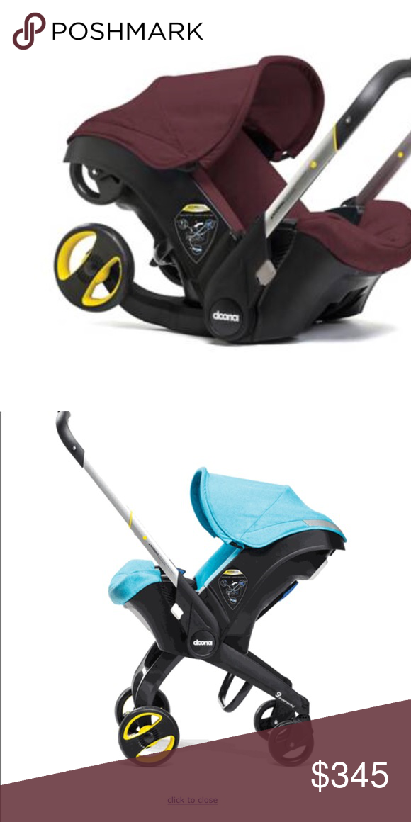 Doona car seat and stroller (With images) Car seat and