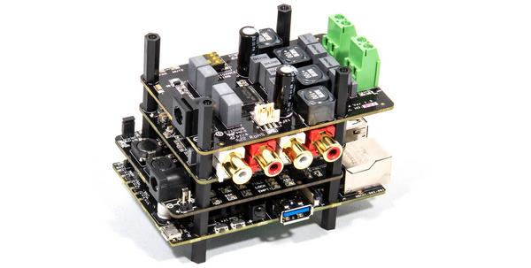 Allo propose un ensemble audiophile avec un reclocker, une