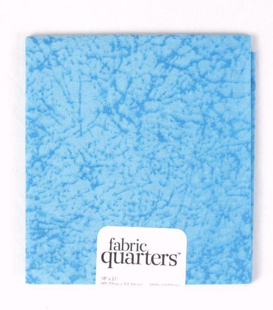 Fabric Quarters Fabric Assorted Blue