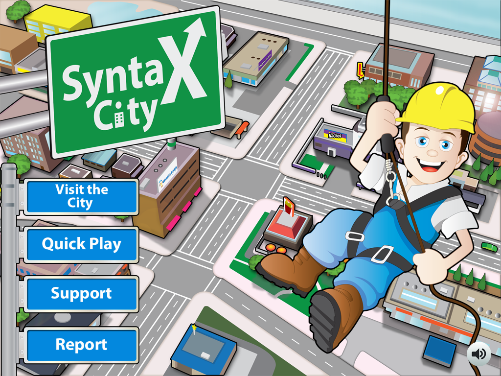 Speech Universe Syntax City App Reviewdesigned for
