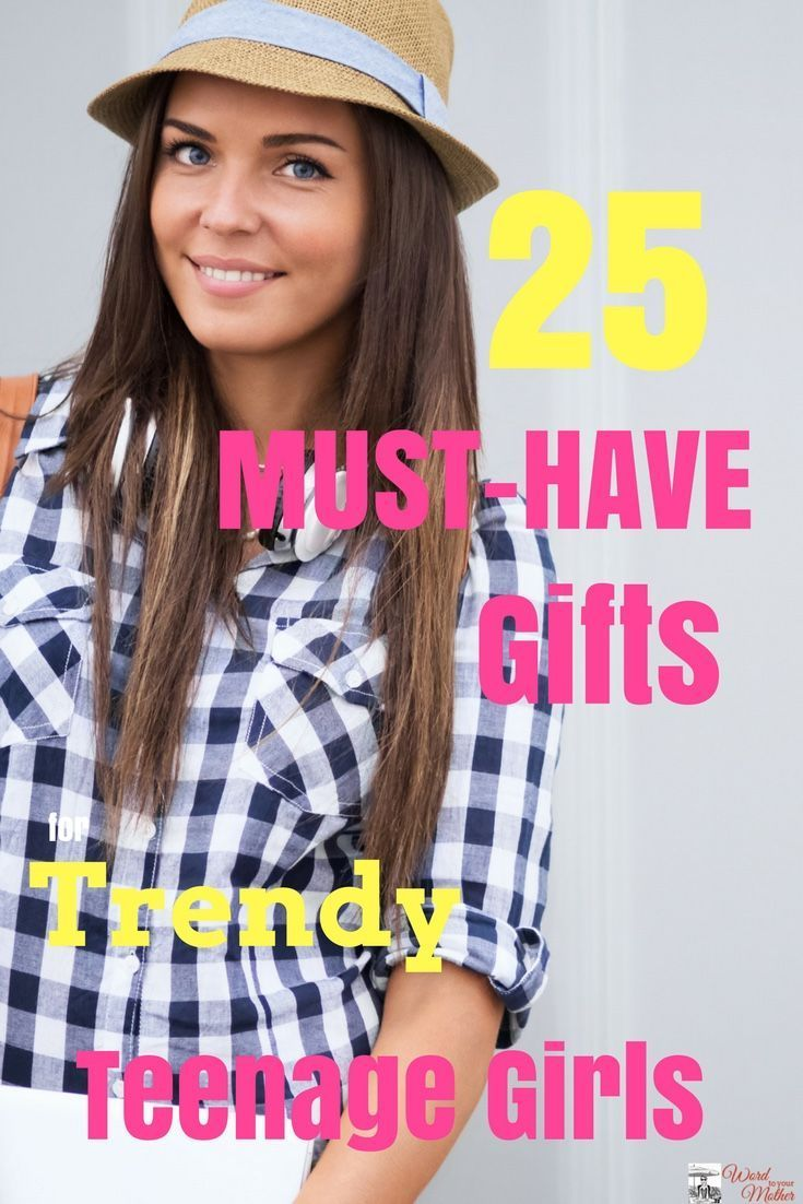 when you search for the best christmas gifts for teenage girls and best gifts for trendy teenage girls you always come up with gift guides written by people