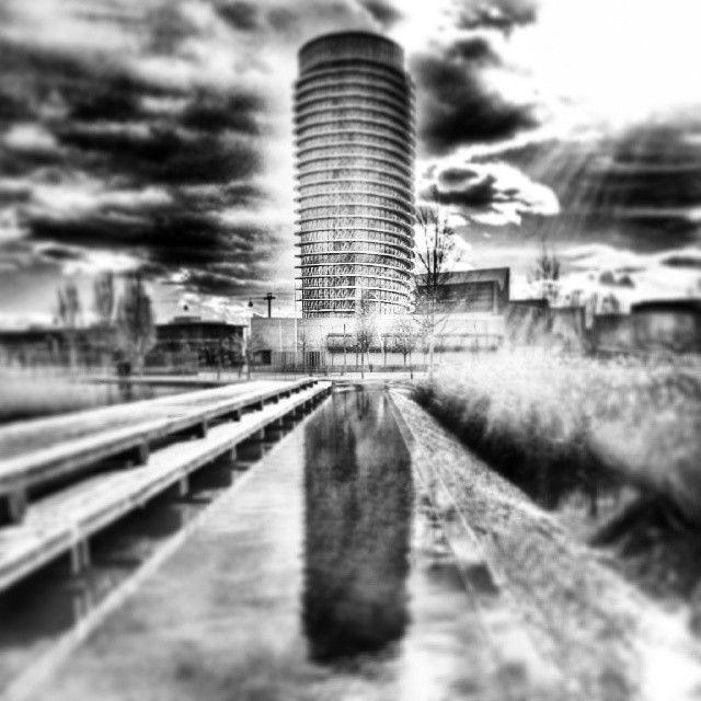 La torre del agua
