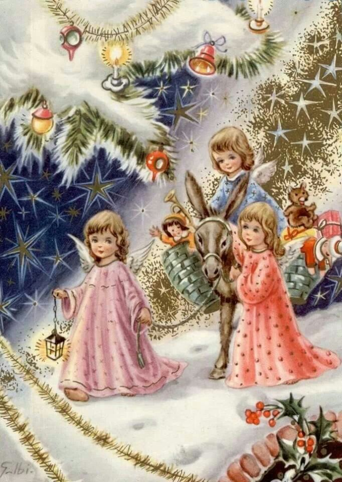 Pin Di Jody Swisher From The Back Su Merry Christmas Immagini Di Natale Buon Natale Angeli Di Natale