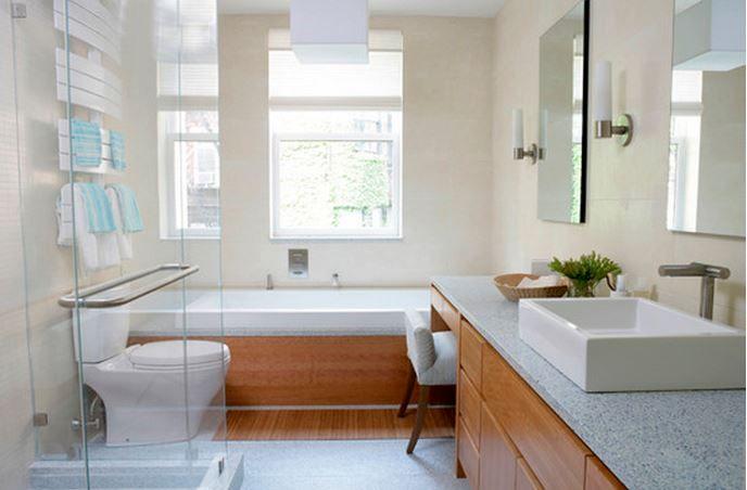petite salle de bain amenagement | salledebain | Pinterest ...