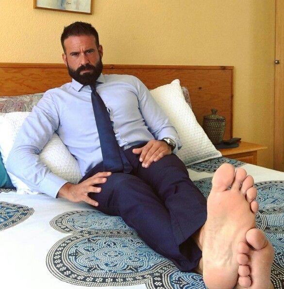 foot fetish gay bear