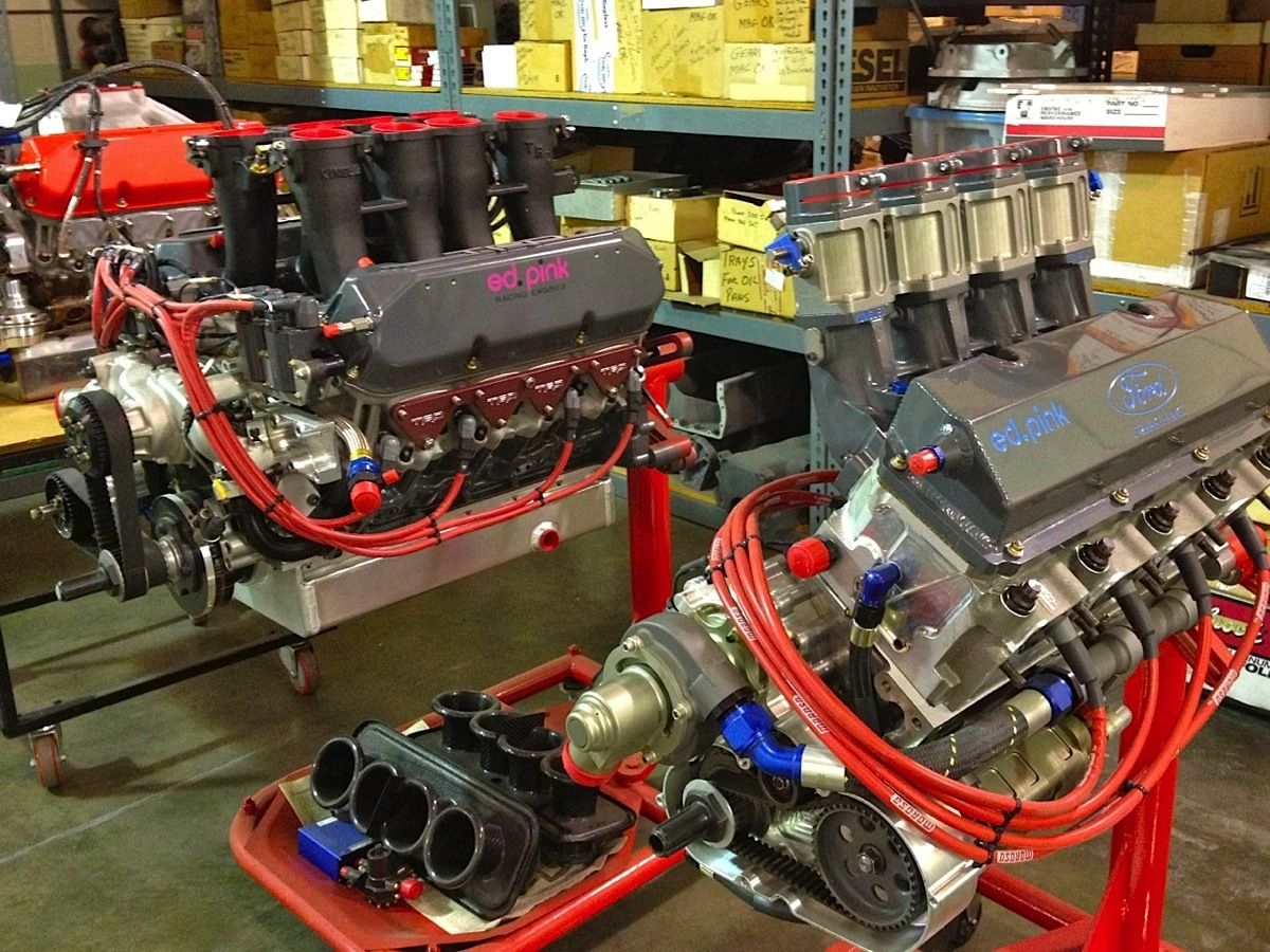 Midget gasoline engines