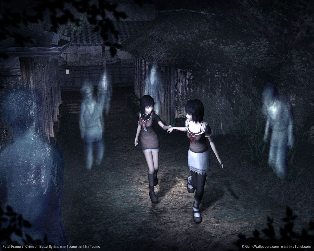 Fatal Frame II Crimson Butterfly : Paparazzi Exorcist Powers ...