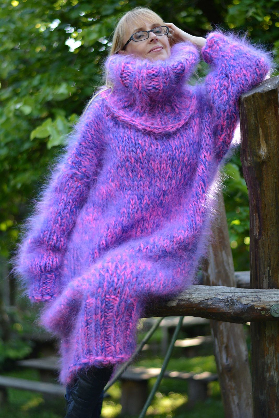 23081360e80441 Pin by Eddie on BIG THICK BULKY Turtleneck sweaters in 2019