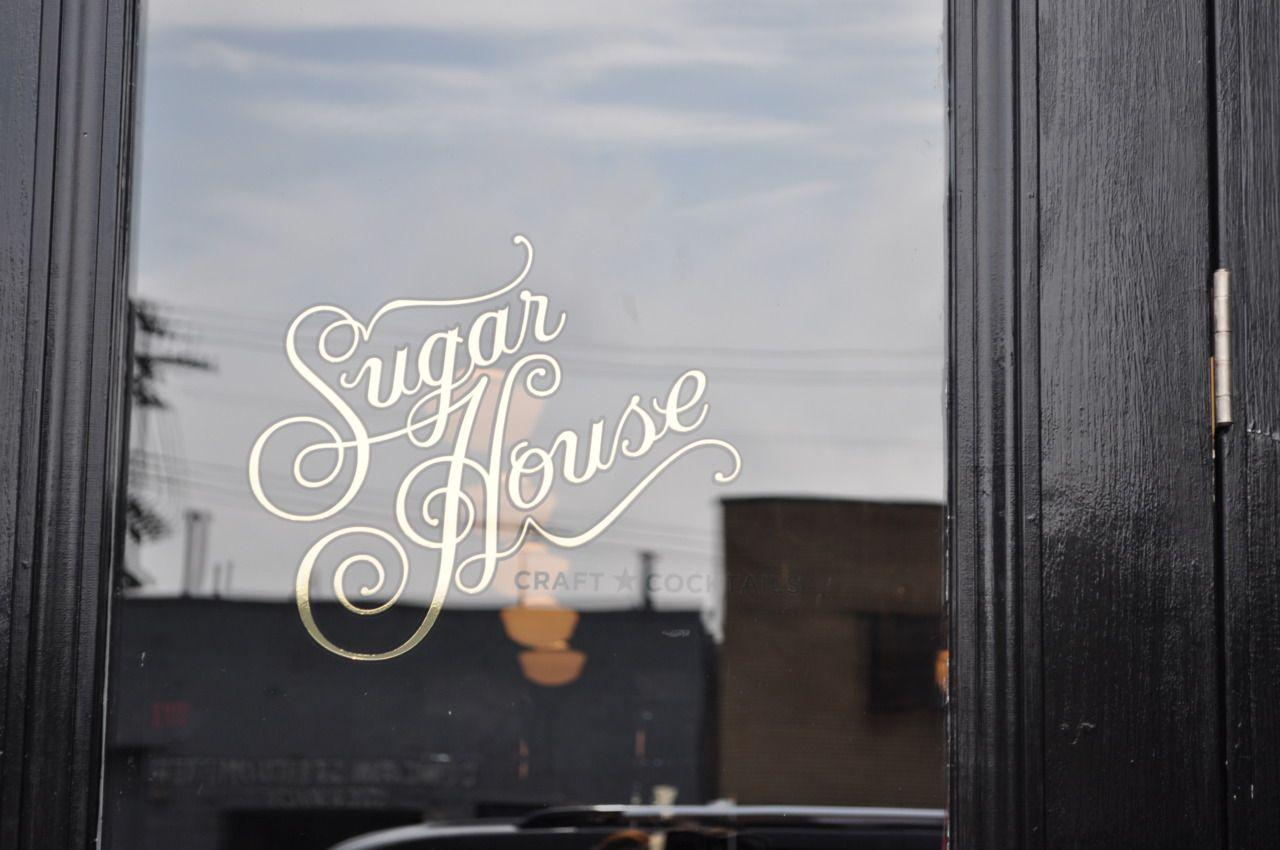 sweet lettering