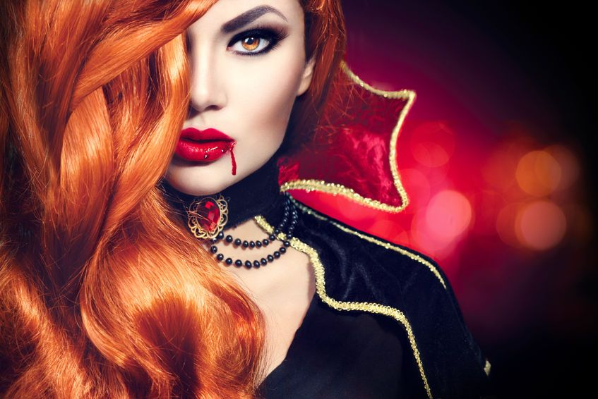 Banging peinados de vampiras Imagen de cortes de pelo estilo - Pin de Justino Delgado en Peinados para Halloween ...