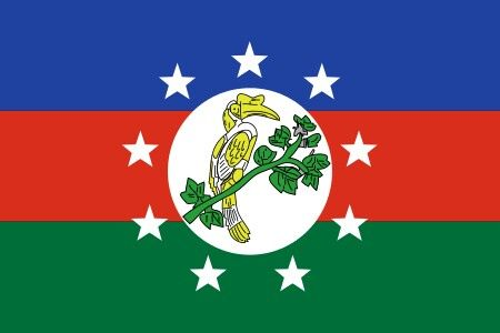 Flag Of Chin State Myanmar Chin State Flag Flags Of The World