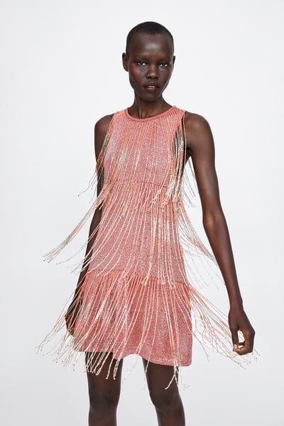 Fiesta Vestidos De Colección Zara MujerNueva Online DHb29WEYeI