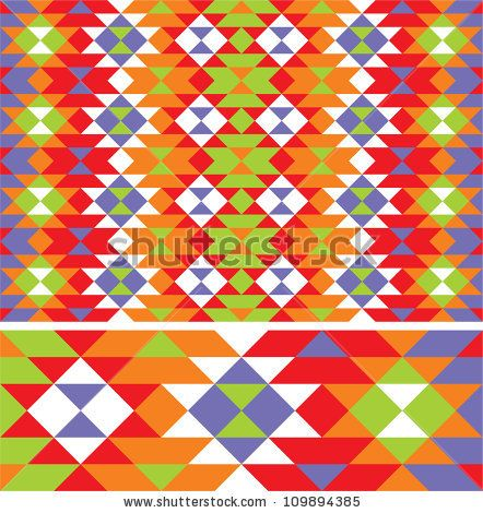 Mexican Background Stock Photos, Images, \ Pictures Shutterstock - ikat muster ethno design