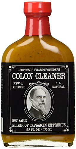 Colon Cleaner Hot Sauce - Pack of 3 Sauce Crafters https   www ... dc0f68996cc