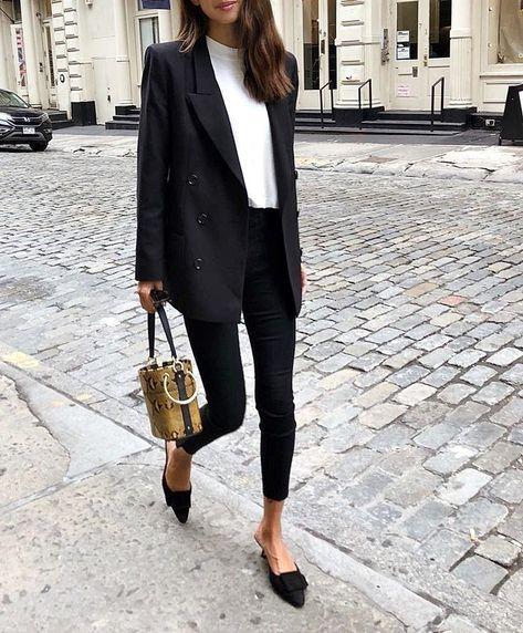 Photo of 17 idee vestito giacca nera