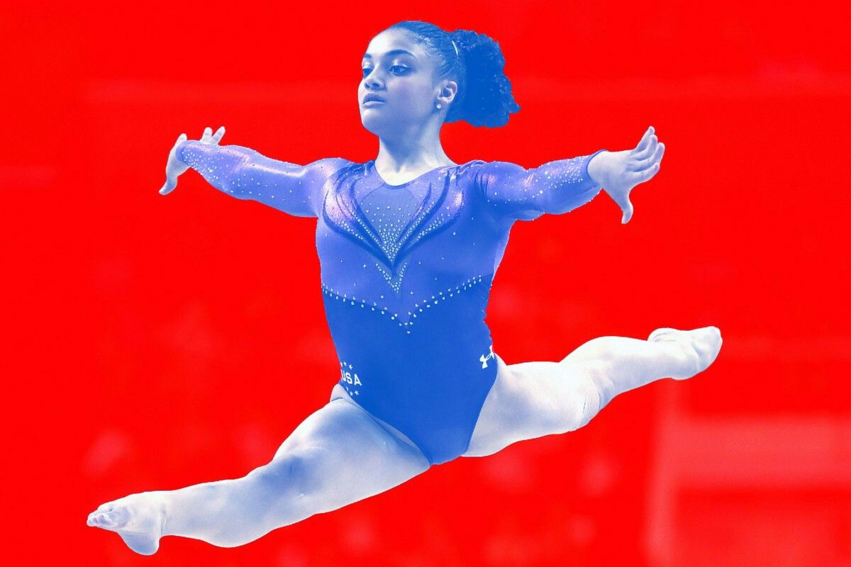 """Lauren """"Laurie"""" Hernandez (born June 9, 2000) is an American artistic gymnast.  Laurie parents are from Puerto Rico."""