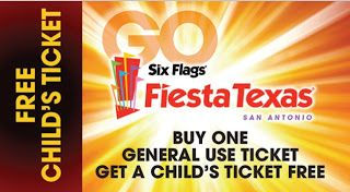 Six Flags Fiesta Texas Coupons Six Flags Fiesta Texas Six Flags San Antonio Things To Do