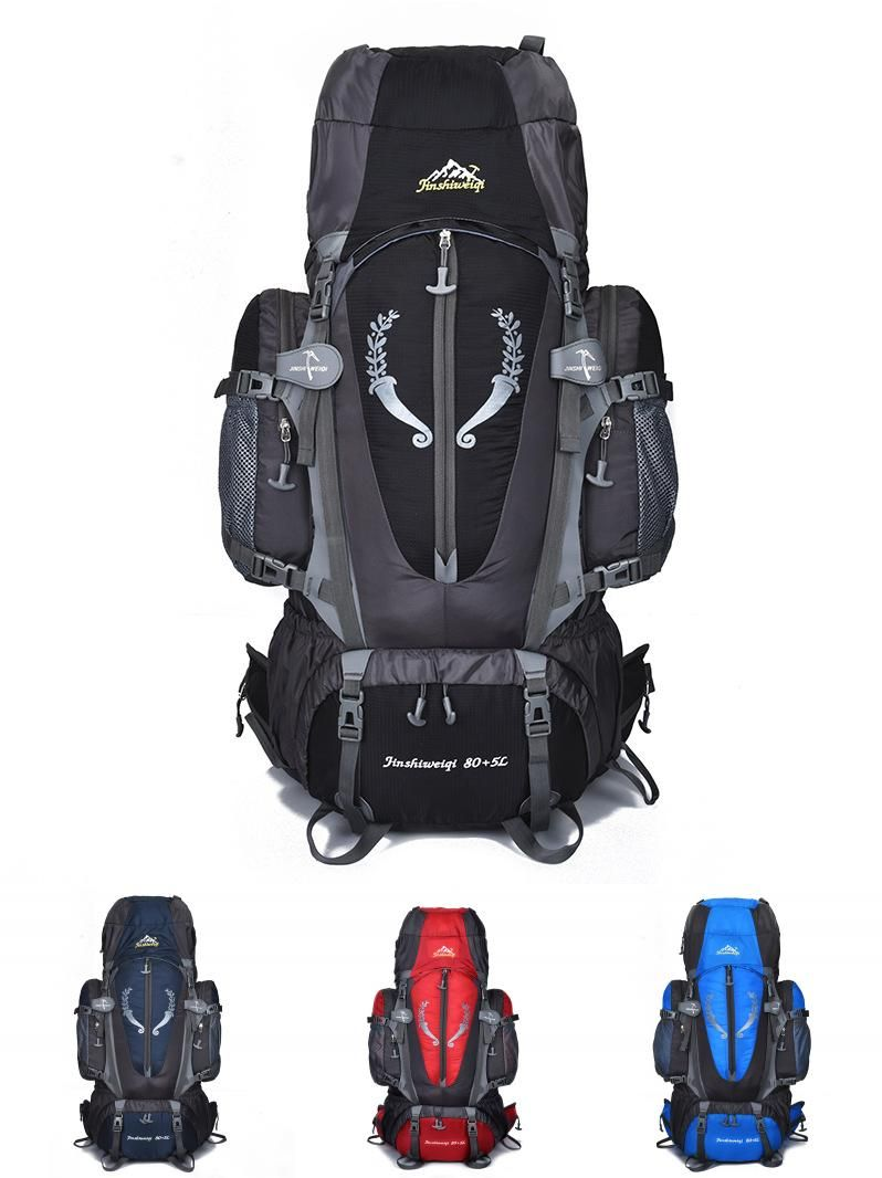 626de012d5  Visit to Buy  85L Large Capacity Outdoor backpack Camping Travel Bag Professional  Hiking Backpack