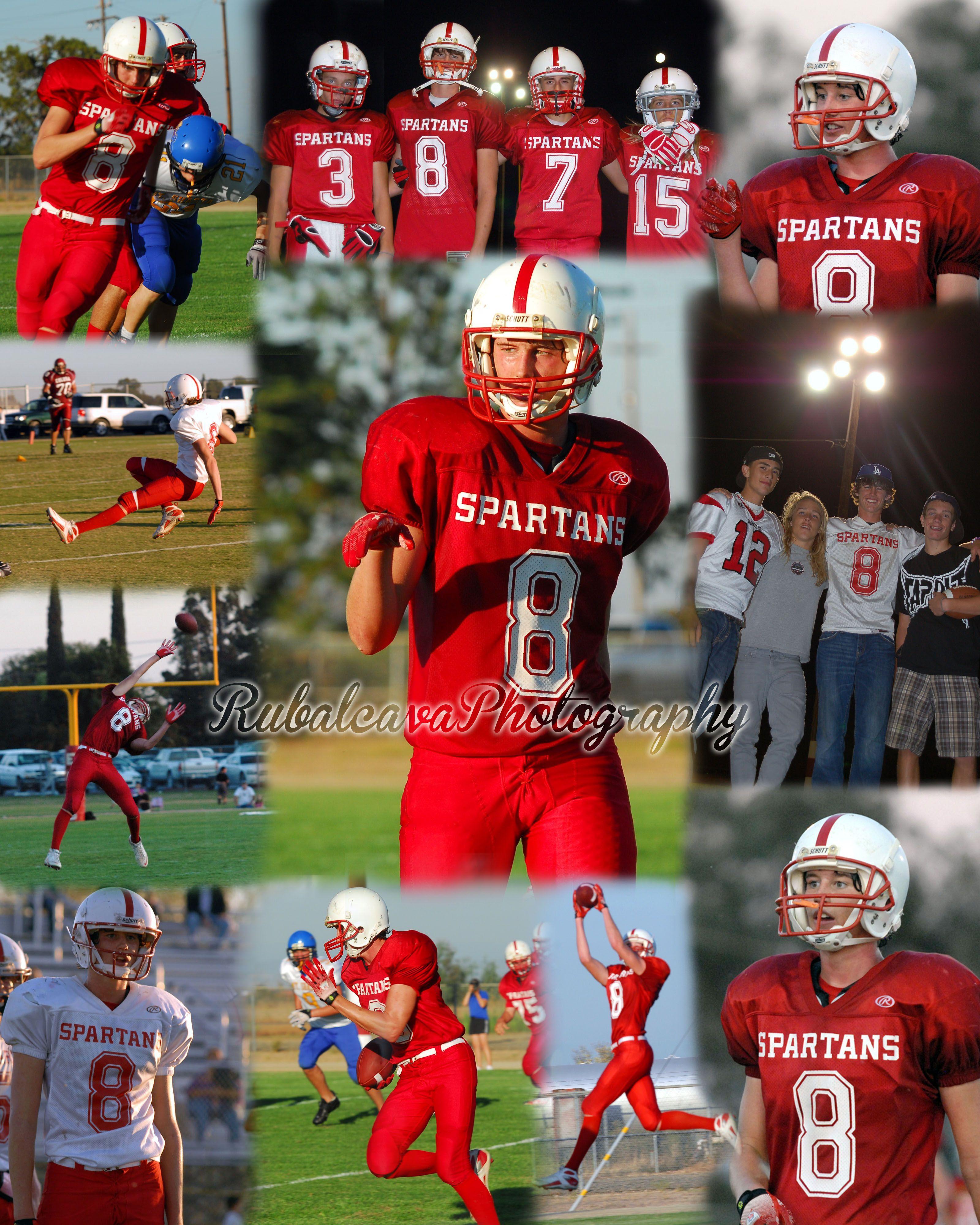 Sports Collage Rubalcava Photography Sports Photos Football Photos Sports Photography
