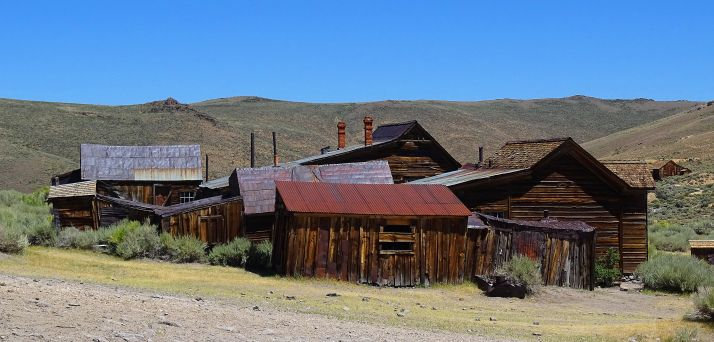 Ghost Towns of the Wild West~ https://cindyknoke.com/2016/08/22/ghost-towns-of-the-wild-west/