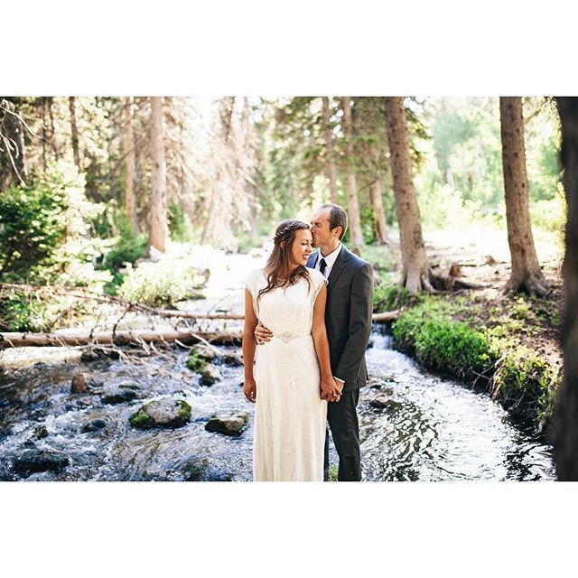 We Love This Idea. Our #realbride Lauren Put On Her