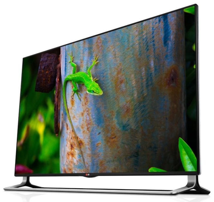 LG Electronics 55-Inch 4K Ultra HD 240Hz 3D Smart LED TV - LG Ultra ...