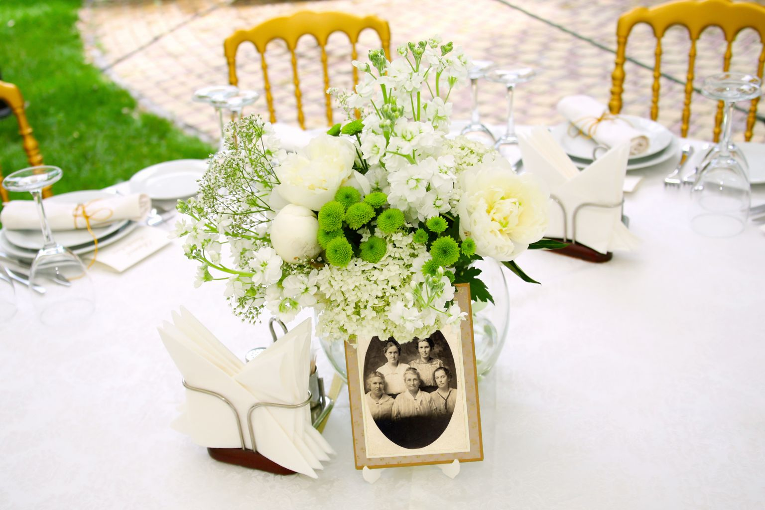Family Reunion Centerpieces Table Decorations Http Gatheredagain