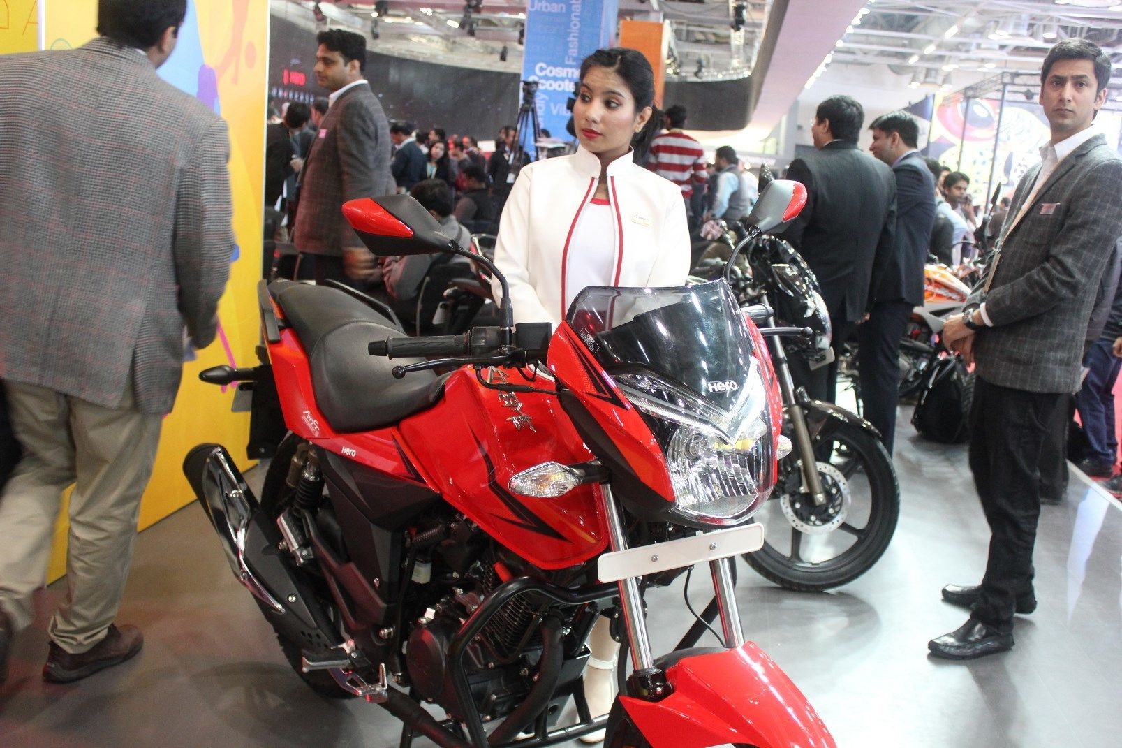 Auhorized Contact List Hero MotoCorp Showrooms in Gurgaon