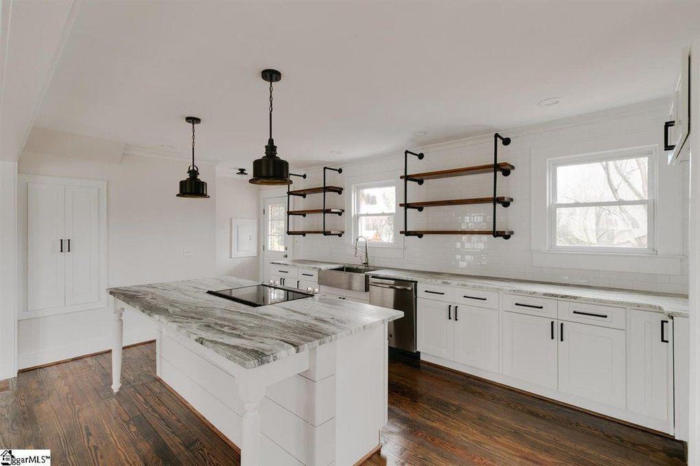 113 E Hillcrest Dr Greenville Sc 29609 New Home Kitchen