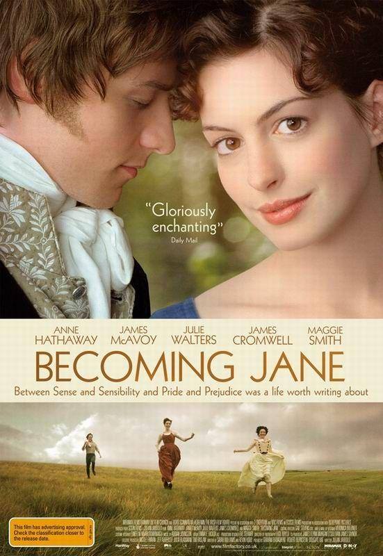 Becoming Jane 17 10 2007 Romantic Films Good Movies Romantic Movies
