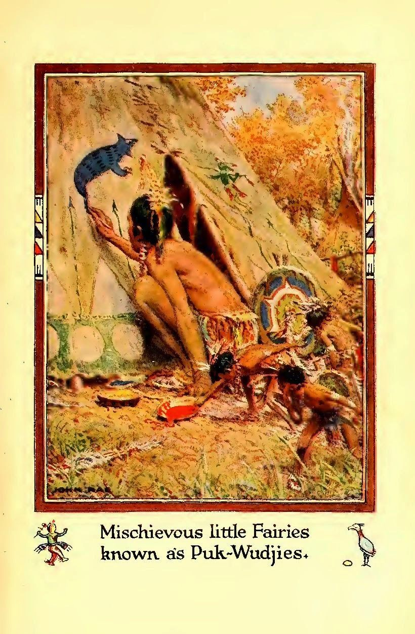 Photo of American Indian's History: Native American Tale of Pukwudgies or Fairies