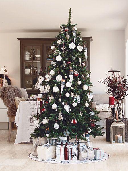 Como Decorar La Casa En Navidad Christmas Everything - Decorar-mi-casa-en-navidad