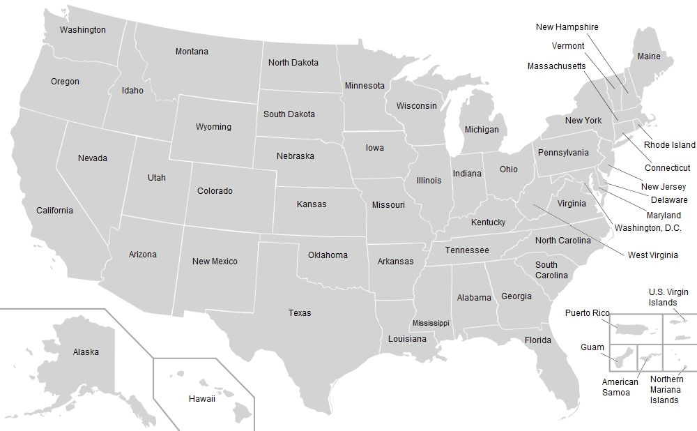 Us Map States Labeled usa map with states labeled usa2c with ...