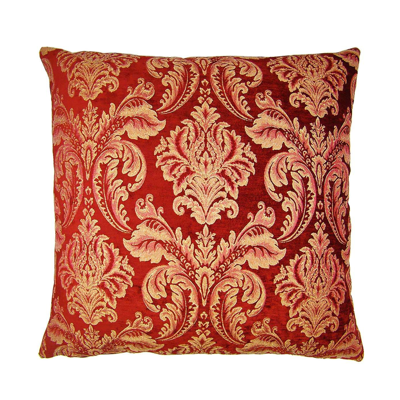 Scarlett Red Cushion Cover Dunelm Cushions & bobs