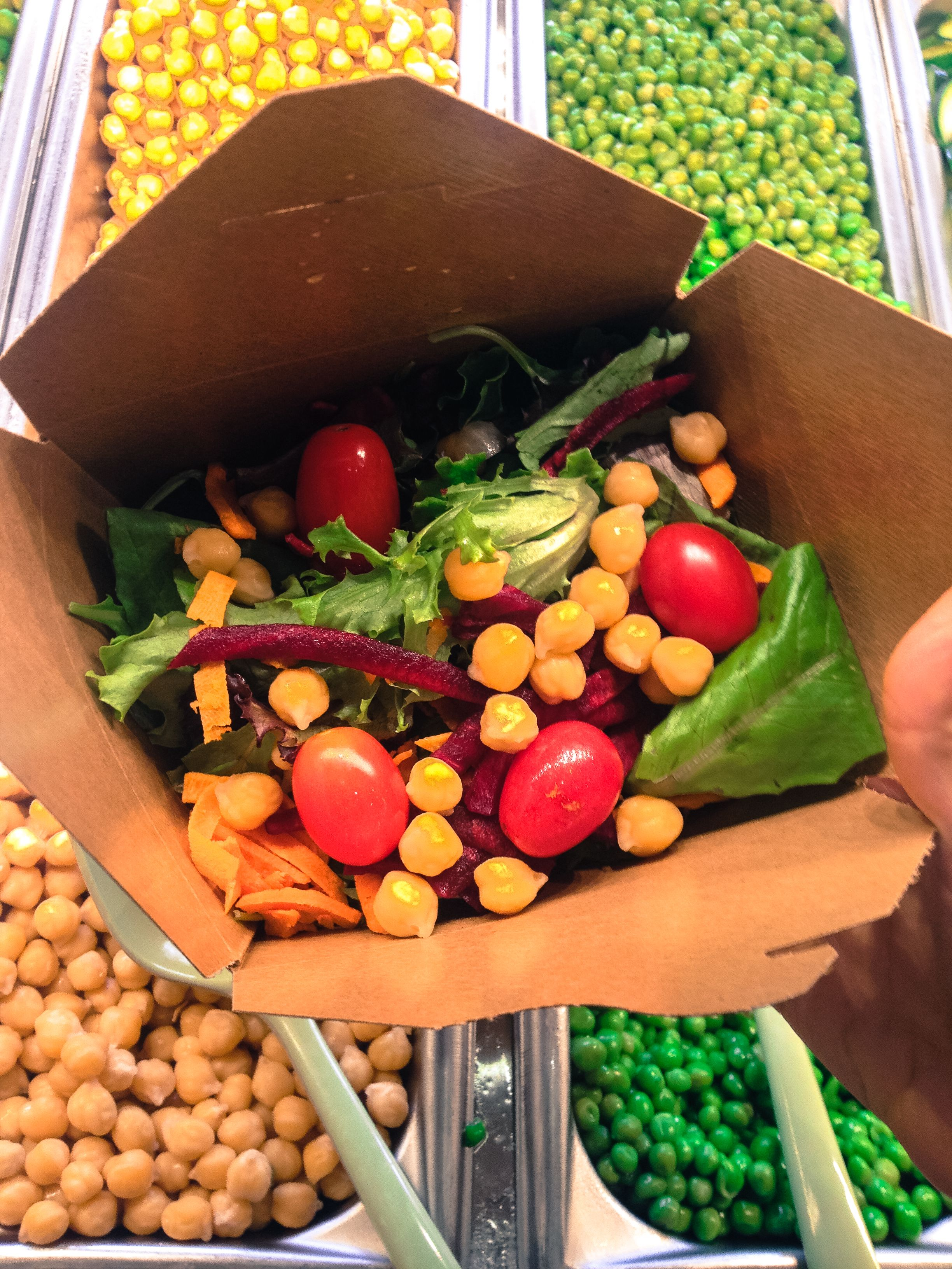 How to beat the whole foods salad bar salad recipes