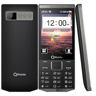 China Mobile: Qmobile XL30 MT6261 Flash File Tested