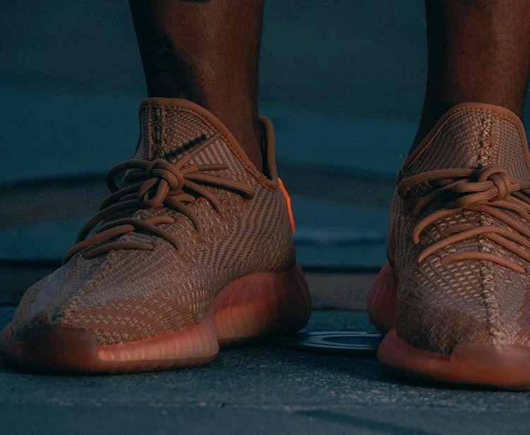 Adidas Yeezy Boost 350 v2 'Clay': les