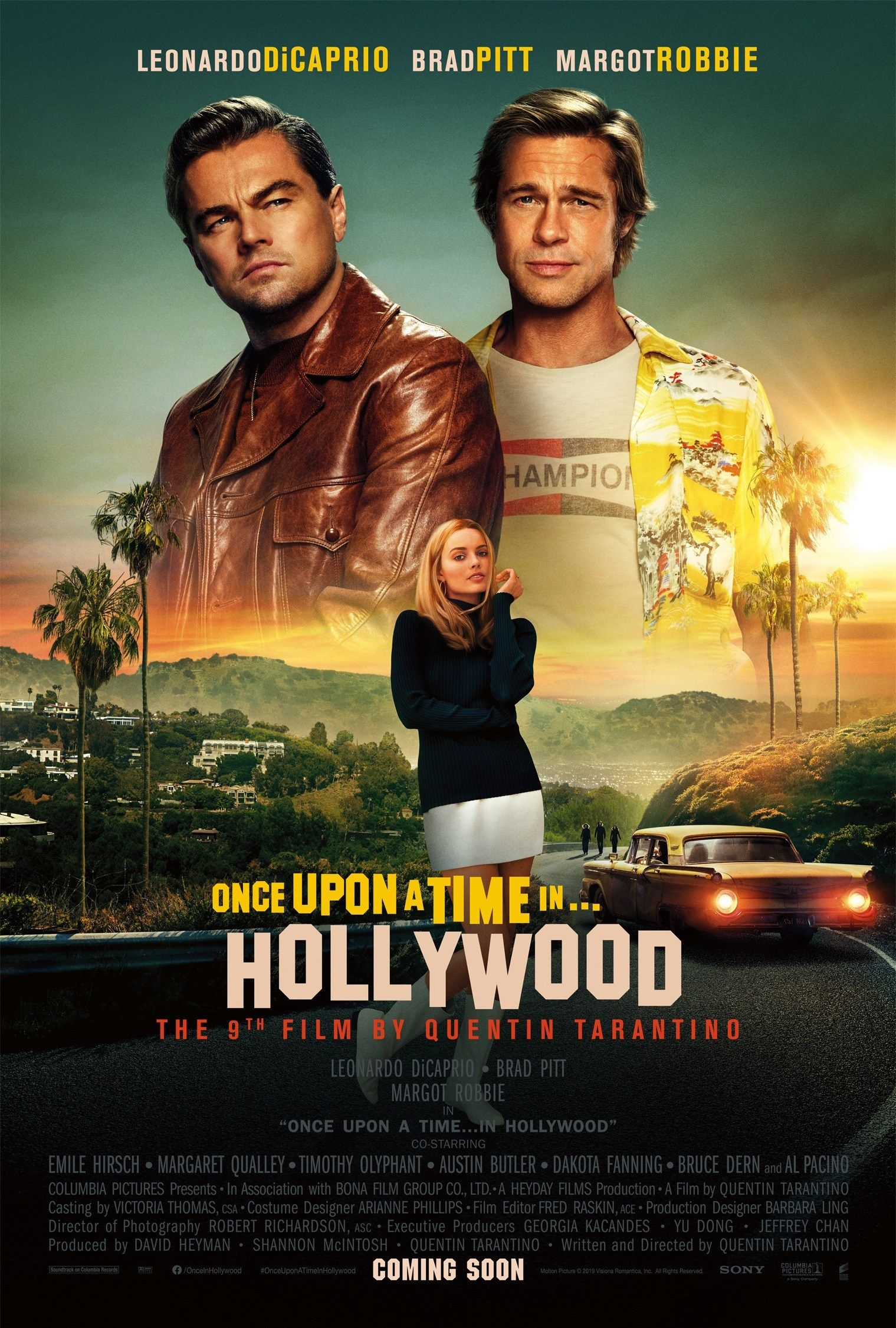 The Podcast Chapter 25 Once Upon A Time In Hollywood Review