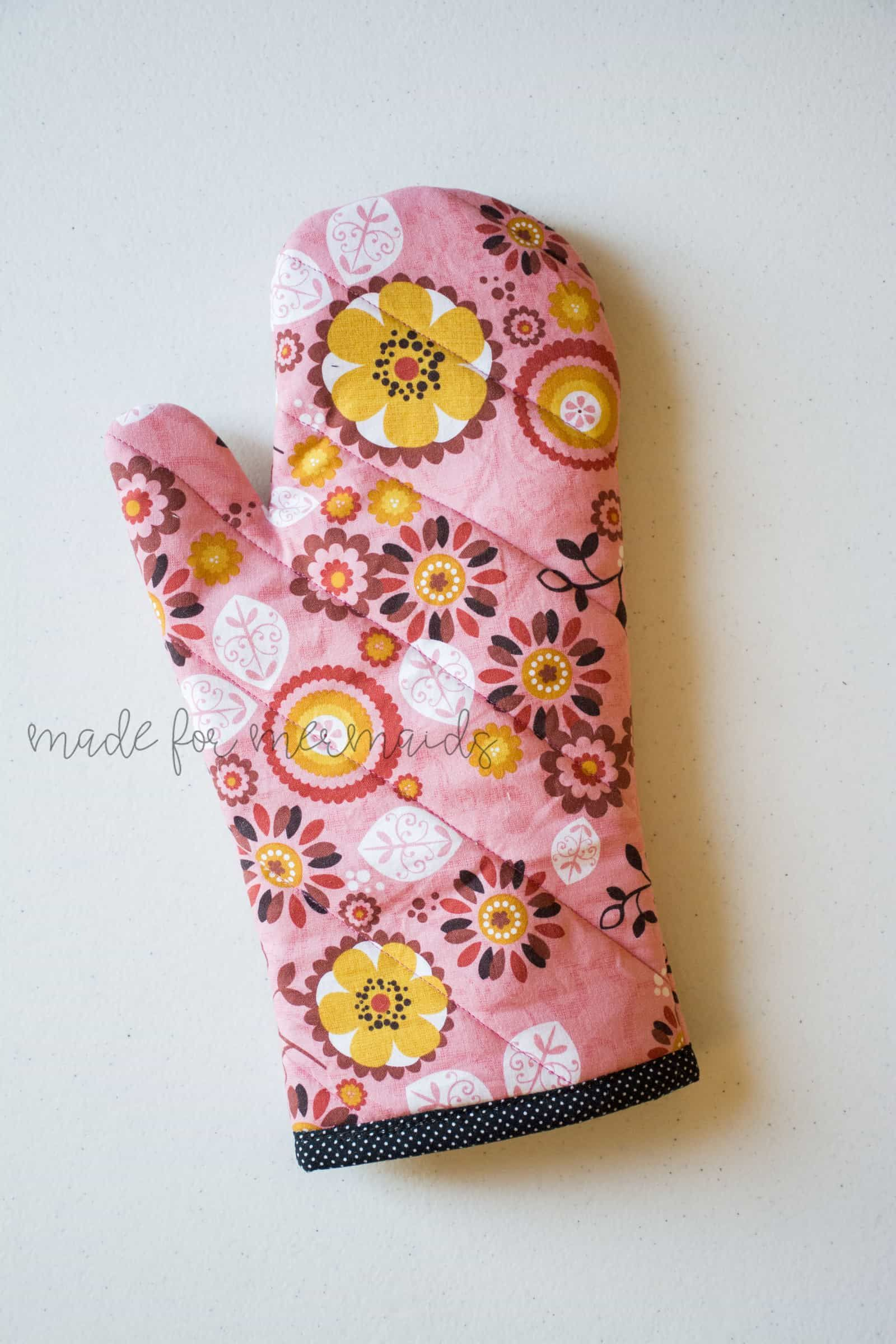 Oven Mitts for Adults, Kids & Dolls
