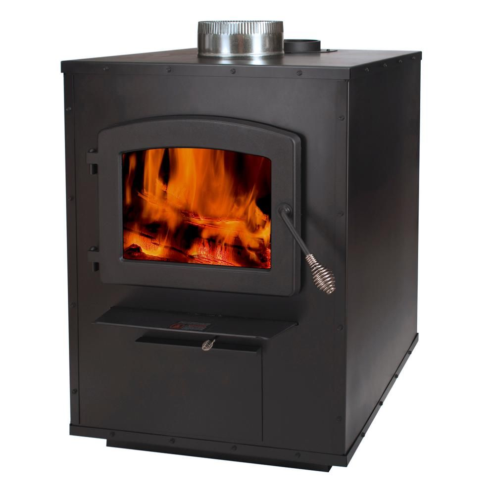 Englander 3 000 Sq Ft Wood Burning Add On Furnace New