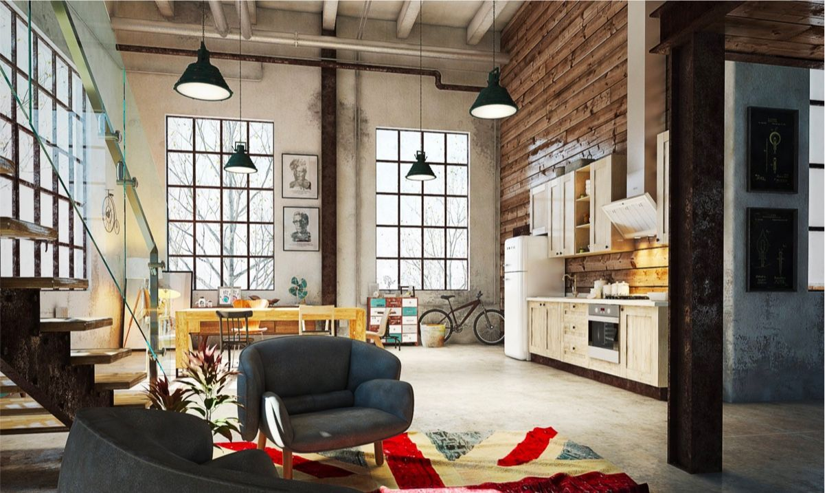 River North Industrial Loft By Haven Design Studio recommend